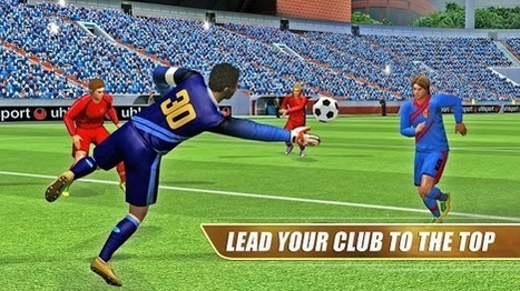 Real Football 2013 v1.0.7 Mod Apk Full Download | Full Android & iPhone/iPad Stuff | Full Android Apps | Scoop.it