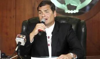 Rafael Correa plantea liberar a la libertad de expresión de la dictadura del capital | Un poco del mundo para Colombia | Scoop.it