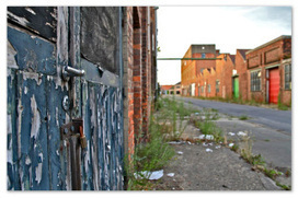 In pictures: abandoned factory site | Fractions of the world Travel blog | Scoop.it