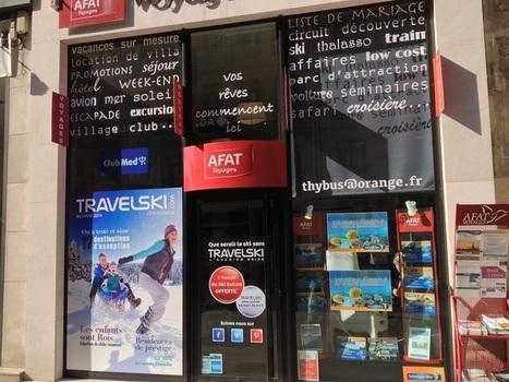 Web to store : Travelski lance des corners éphémères dans les agences de voyages | e-Marketing | Scoop.it