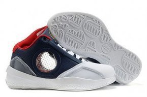 Air Jordan 2010 Men's Basketball Shoes White Dark-Blue Red [Air Jordans 2010] - $88.90 : Nikexp.com Nike Air Jordan Shoes Online | About Air Jordan - Nikexp.com | Scoop.it