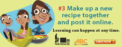 Family Literacy Day engages families across Canada | LibraryLinks LiensBiblio | Scoop.it