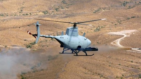U.S. Navy moves forward with testing sophisticated unmanned helicopters | The Raw Story | Marines | Scoop.it