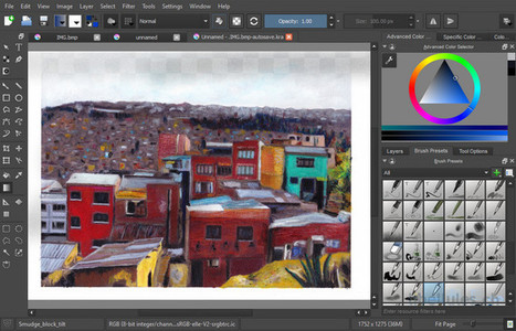 Photoshop Vs Gimp Vs Krita Vs Corel Painter - Fine Art America