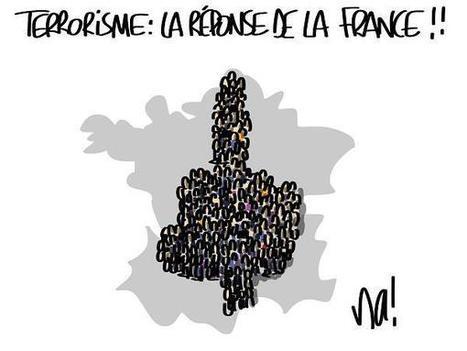 La France est Charlie (ex Gaule) | Epic pics | Scoop.it