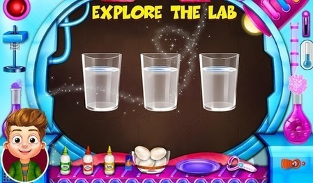 Science Experiment With Eggs – Android Apps on Google Play | Edtech PK-12 | Scoop.it
