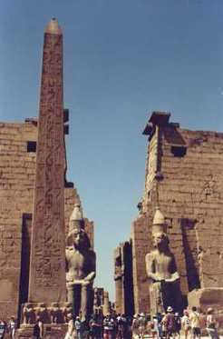El Templo de Luxor | Heroes egipcios | Scoop.it