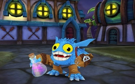 Parents Prepare: Kids Are Crazy for 'Skylanders Giants' | PC, Console and Mobile Gaming | Scoop.it