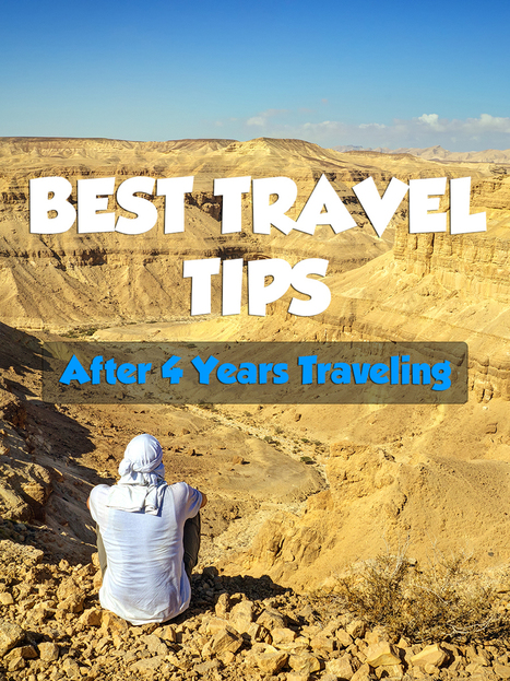Best Travel Tips After 4 Years Traveling   Housing and Lodging   Scoop.it