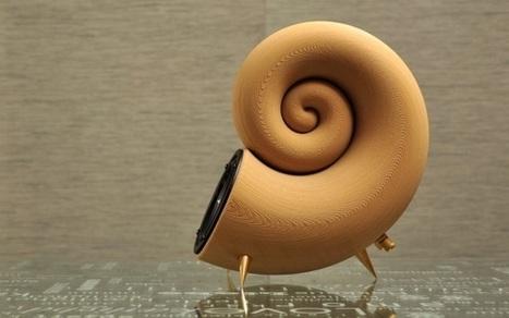 Des enceintes imprimées 3D en bois et en open source | TRIZ et Innovation | Scoop.it