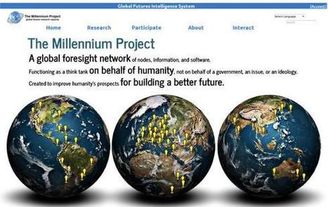 Global Futures Studies & Research by The Millennium Project | INSIGHTMEMAJU | Scoop.it