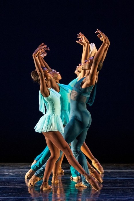 Dance company returns in fine form after eight-year pause - KC Independent | OffStage | Scoop.it