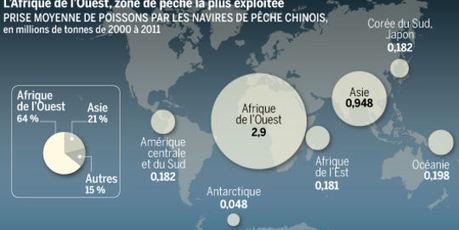 Comment la pêche chinoise pille les océans de la planète | Planete | Scoop.it