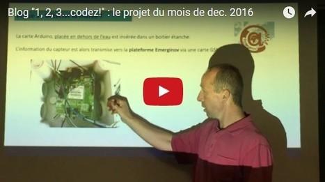 Le projet du mois (dec. 2016) : Sylvain Gazeau, jeu d'arcade en 3ème | Le site de la Fondation La main à la pâte | TICE | Scoop.it