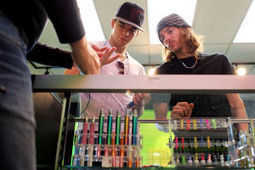 New e-cigarette shops let vapers lounge - Lincoln Journal Star   E-Cigarette for your Health   Scoop.it