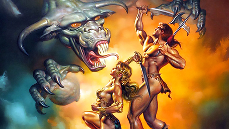 The fantastic video game art of Boris Vallejo and Julie Bell | Machinimania | Scoop.it