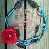 Round-Up Free Jewelry Making Tutorials | Fashion, Jewelry and DIYs | Scoop.it