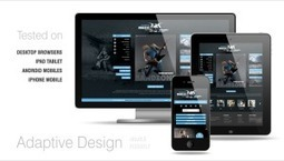Best responsive design development | Narmadatech | Narmadatech | Scoop.it