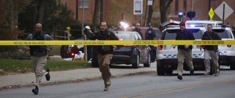 Suspect Drives Into Crowd, Stabs People at Ohio State - ABC News | The Student Union | Scoop.it