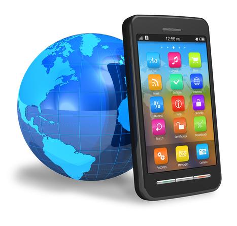 Près d'un milliard de smartphones vendus dans le monde en 2013 | feature phone | Scoop.it