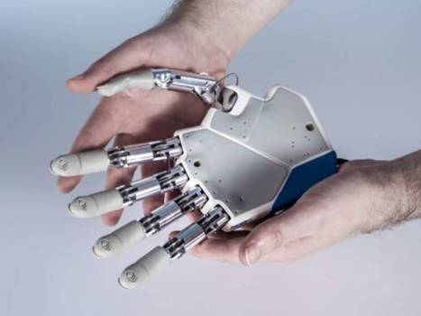 A sensational breakthrough: the first bionic hand that can feel | Cyborg Lives | Scoop.it