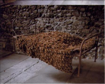 "Françoise Coutant: "" Chestnuts Dream "" | Art Installations, Sculpture, Contemporary Art | Scoop.it"