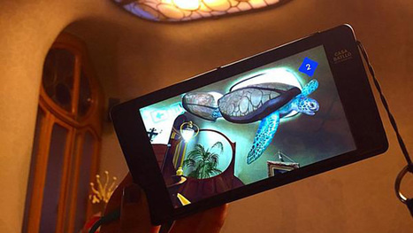 Shake up the gallery: how iPads are changing the way we visit museums | Clic France | Scoop.it