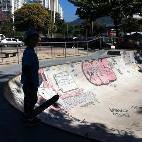 As 10 melhores pistas de Skate do Rio de Janeiro   letiguancino   Scoop.it