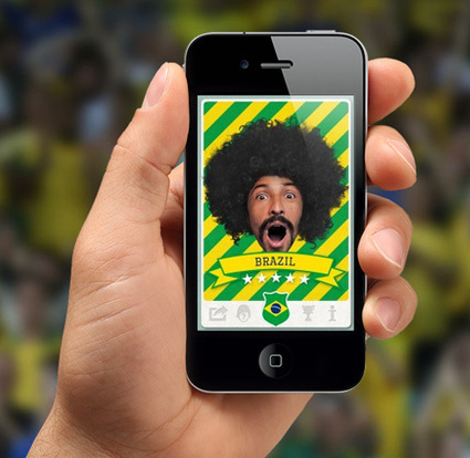 Golshaker - App 2014 World Cup Brazil Adobe AIR... | Flex Mobile | Scoop.it