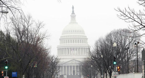 DC snowstorm scrubs global-warming hearing - Politico   Sustain Our Earth   Scoop.it