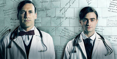 Jon Hamm And Daniel Radcliffe's A Young Doctor's Notebook And More Coming To Ovation | OVATION 2013 PRESS UPFRONT | Scoop.it