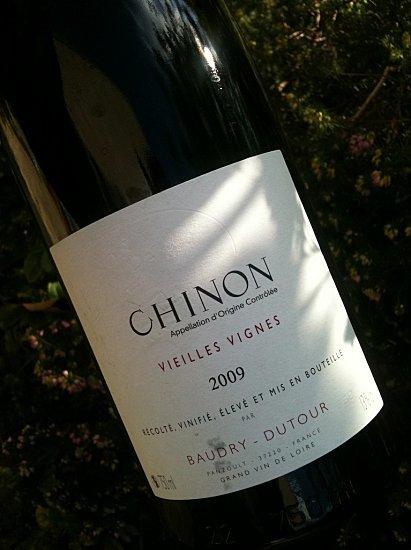 Le Chinon jeune de Baudry-Dutour et les vieux vins du Comme chez Soi | Vins de Loire | Scoop.it