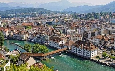 Lucerne – A German Town With Amazing Hot Spots | Table Mountain - Great View Of Cape Town | Scoop.it