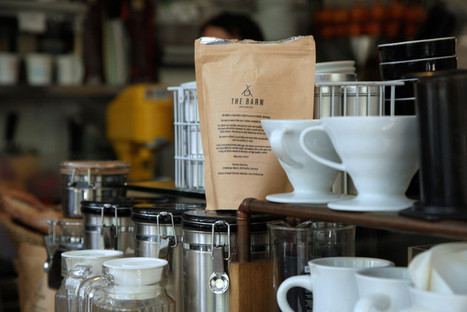 Paris Awakens: Top Roasters From Across Europe Now Brewing In France...   Coffee News   Scoop.it