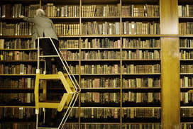 Turning the page to tomorrow's library as funding comes under threat   21st Century Libraries and Learning   Scoop.it
