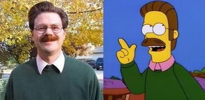 Les sosies des Simpsons dans la vraie vie | The simpsons | Scoop.it