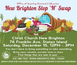 Stop 'N' Swap ® | GrowNYC | Sustainability, Urban Farming, Collaborative Consumption | Scoop.it