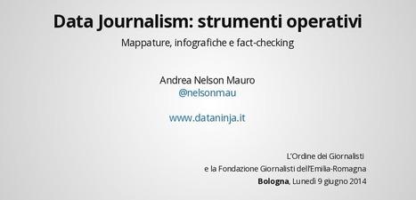 Data journalism: strumenti operativi   Giornalismo Digitale   Scoop.it
