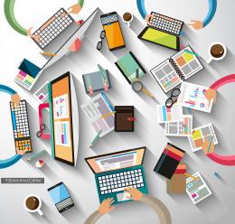 6 tendencias para el diseño gráfico de eLearning | eduvirtual | Scoop.it
