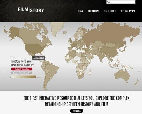 Film Story, directorio de películas organizado por países y épocas. | Pizarra Digital | Scoop.it