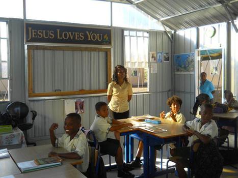 En Curazao, voluntarios adventistas remplazan escuela destruida ... | Adventista | Scoop.it