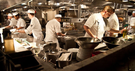 Kitchen Slang 101: How to Talk Like a Real-Life Line Cook | @FoodMeditations Time | Scoop.it