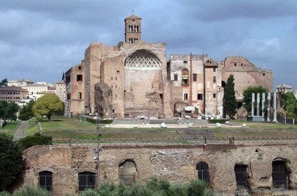 Temple of Venus and Roma, Rome | Ancient History | History | Scoop.it
