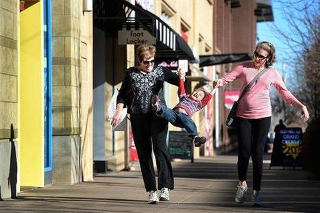 Ditch the car? Dying suburbs revived by walking | Suburban Land Trusts | Scoop.it