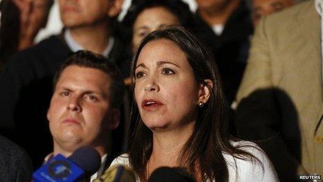 Venezuelan opposition mayor detained   Venezuela Despierta #LaSalida   Scoop.it