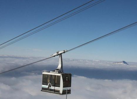 Chamrousse plaide pour un téléphérique avec Grenoble | transports par cable - tram aérien | Scoop.it