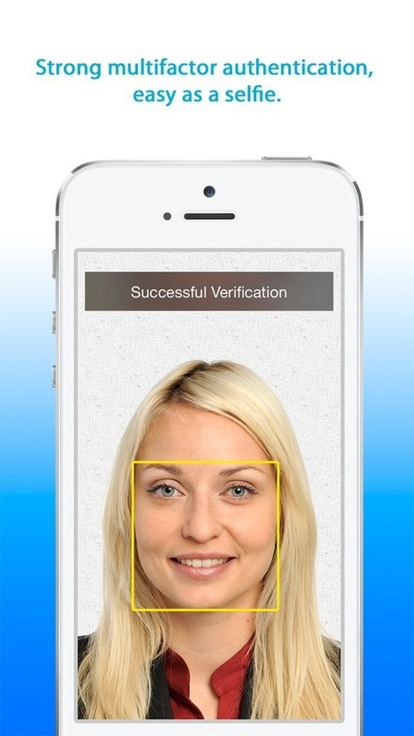 BioID launches facial recognition authenticator app for iPhone and iPad | BioID | Social Media and Mobile Websites | Scoop.it