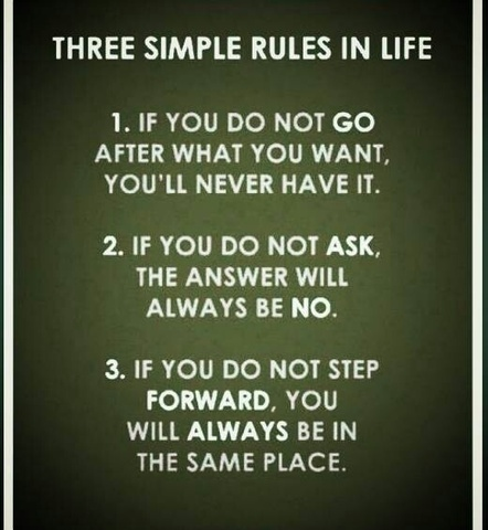 Three Simple Rules That Could Change Your Life   worship   Scoop.it