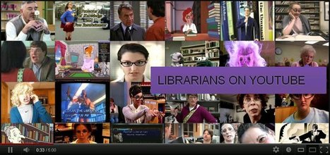Librarians On YouTube: About this blog | The Information Professional | Scoop.it