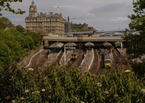 Edinburgh trains disrupted by track 'tresspasser' - Transport - Scotsman.com | Today's Edinburgh News | Scoop.it